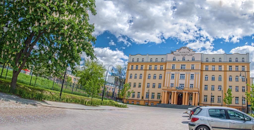 Hotel ILan w Lublinie