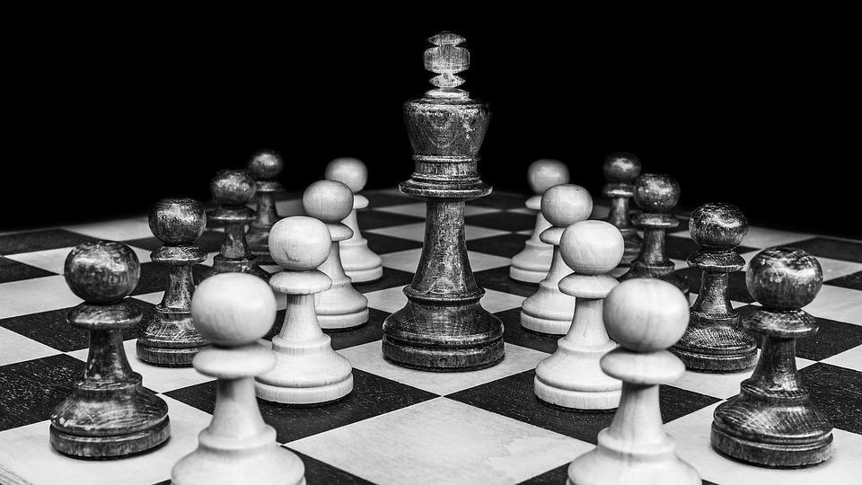 Przedsiębiorcy mistrzami strategii gry w szachy